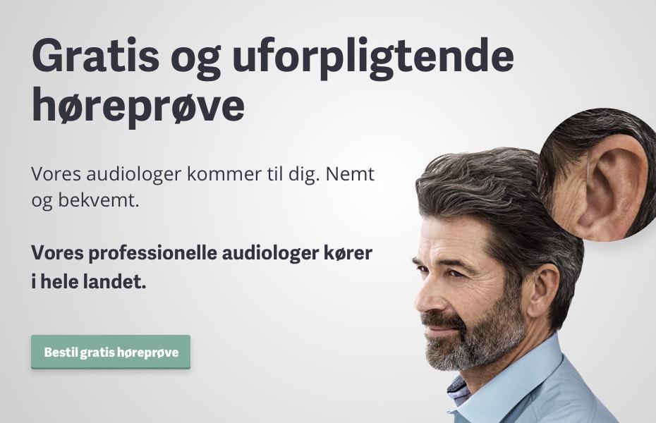 Reklamelink for Hørebil.dk